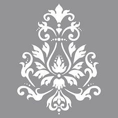 RAYHER 38901000 Schablone Brokatmotiv, 30,5 x 30,5 cm, SB-Btl, 1 Stück                                                                                                                                                                                 Mehr