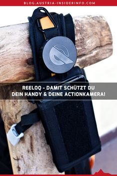 REELOQ ist ein System, welches dein Smartphone und deine Actionkamera schützt, in dem es diese quasi an die Leine nimmt. Braucht man dieses Smartphone / Actionkamera Gadget oder kannst du dir dessen Anschaffung sparen? Für wen ist REELOQ wirklich sinnvoll und kann zum Schutz des Smartphones oder der Actionkamera wie der GoPro beitragen? Austria, Smartphone, Pictures, Creative Photography, Scenery Photography, Sustainability, Camera