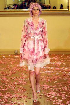 Yuna Yang Femenina y dulce primavera.