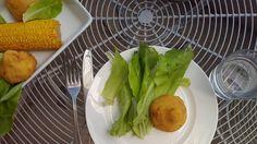 #lappetitovienguardando! #Buonpranzo da #girarrostisantarita #foodporn #fame #trottole #frittini #fried