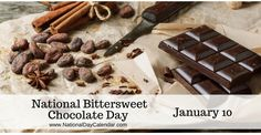 "#ThursdayThoughts   #NationalBittersweetChocolateDay! 🍫    #BittersweetChocolate  ""Give us this day our daily bread."" (Matthew 6:11; Luke 11:3)    #Jesus: ""I was hungry and you gave me food,..As you did it to one of the least of these my brothers, you did it to me."" (Matthew 25:35-36)     #Bible"