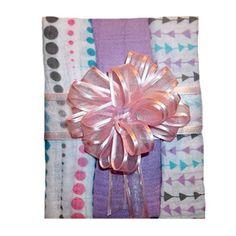 4c6b917efb2 Jacqui s Baby Girls  Muslin Preemie Scent Blankets - Dots