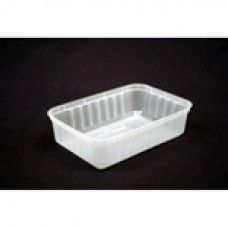 RECTANGLE CONTAINER 750ML PLASTIC RIDGED 500/CTN In Stock   $76.18 Let guests take food home or store ingredients freshly behind the counter. Plastic containers are the most affordable way to store food and provide a practical solution for guests. Hospitality Supplies, Plastic Products, Plastic Containers, Counter, Store, Food, Larger, Essen, Meals