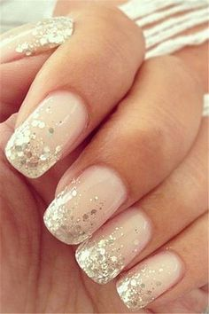 Unique Wedding Manicure Ideas