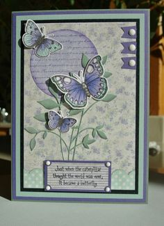 Things are gonna get better... by Laurene - Cards and Paper Crafts at Splitcoaststampers