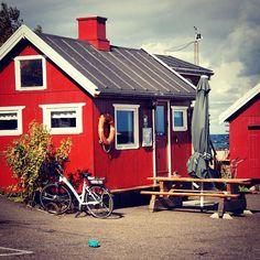 Sandvig Havn, Bornholm, Denmark