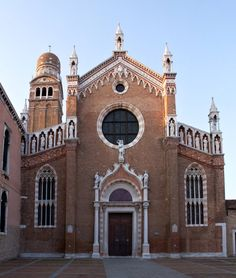 Church of Madonna dell'Orto, Venice, Italy (y)