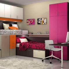 Tu cama o dormitorio puente en Facil Mobel. Armarios Puente juveniles e infantiles en Facil Mobel. ¡Muebles de calidad a los mejores precios!