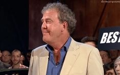 Jeremy Clarkson!