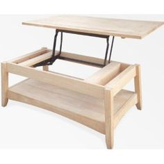 Fold Out Coffee Table, Used One And It Is Super Convenient For When You Want