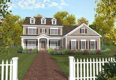2234 sq ft 4 bed 3 bath  195k  The Wellington House Plan - 6482 1 bed on 1st floor=needs minor changes: change 3rd garage stall to extra room & raise roof on additional upstairs room or close off top floor of family room for extra bedroom on 2nd floor