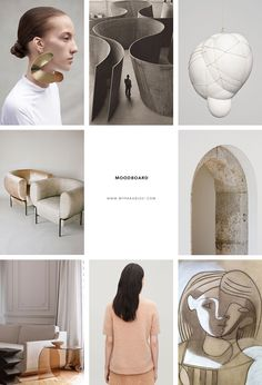 Inspiration moodboard curated by Eleni Psyllaki for My Paradissi Feeds Instagram, Artistic Installation, Layout Inspiration, Moodboard Inspiration, Fashion Photography Inspiration, Concept Board, Photoshop, Minimalist Design, Mood Boards