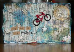 Index card from Sarathings. Her cards were among my favorites from 2012. #icad