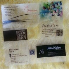Tear-Proof & Water-Proof PVC All in 1 Name Cards Business Cards Membership Cards & Gift Cards 防撕裂和防水PVC所有1名卡商务卡会员卡和礼品卡   Check this out if you would like to be creative in designing your own transparent name cards business cards membership cards & gift cards become a more popular promotional tool. With the various uses that a business cards offer it is also necessary that card should presentable in terms of its physical design and style. The reason is these kind of business cards are much…