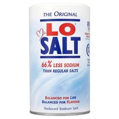 Lo Salt Reduced Sodium Salt (350g) - Pack of 2 *** Be sure to check out this awesome product.