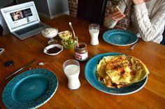 Pancakes-Breakfast with my bestie