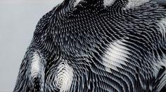 Caress of the Gaze - 3D Printed Gaze Actuated Wearable