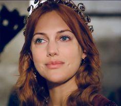 Hürrem Sultan - The Magnificent Century Sultan Suleyman, Orthodox Priest, My Fair Lady, Ottoman Empire, Nalu, Oc, It Cast, Passion, Beauty