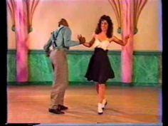 Lindy Hop Dance Lessons Frankie Manning Level 2