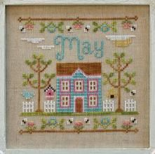 May cottage, Country Cottage needleworks