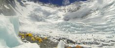 avalanche monte everest