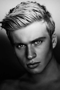 Easy hairstyles for short hair men