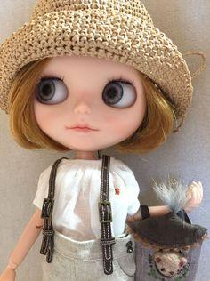 *Blythe outfit・帽子・洋服set * - ヤフオク!