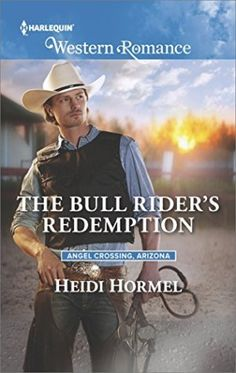 Spotlight & Giveaway: The Bull Rider's Redemption by Heidi Hormel