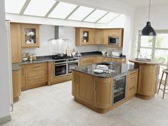 schön eingerichtete küche