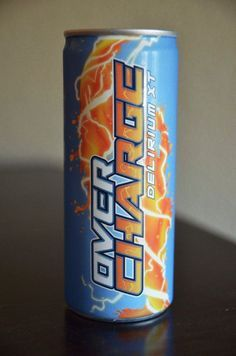 Sunset Overdrive Overcharge Energy Drink 30 dollars