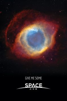 """""""Give Me Some Space"""" - Nebula Poster (24""""x36"""")"""