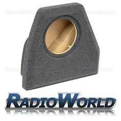 "VW Golf MK5 MK6 Custom Fit MDF 10"" Sub Box Subwoofer Enclosure Bass MKV MKVI in Vehicle Parts & Accessories, GPS, Audio & In-Car Technology, Subwoofers 