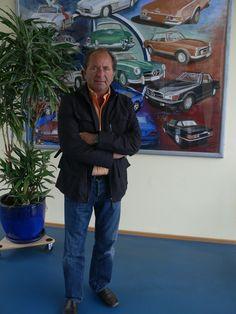 Klaus Ludwig - gilt als Deutschlands erfolgreichster Tourenwagenfahrer / #ADAC #Fahrsicherheitszentrum #Grevenbroich #DTM