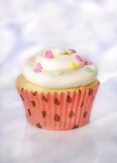 THE BEST vanilla cupcake recipe I've found after looking for 2 years