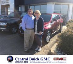 https://flic.kr/p/FkkMMs | Central Buick GMC Customer Review | Our experience at Central Buick GMC was outstanding. We highly recommend Justin Duckert and the entire staff at Central!  We are very happy with our new 2016 GMC Terrain.  Tim & Jan, deliverymaxx.com/DealerReviews.aspx?DealerCode=GHWO&R...