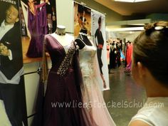 nice dresses for dancers at the GOC Stuttgart