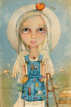 """Angel"" by Karin Taylor"