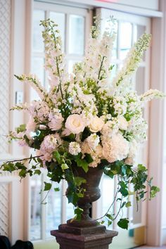 Ceremony flowers. These are bold and beautiful. Especially if you are just using flowers to decorate a church ceremony.