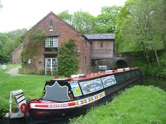 Caldon Canal - Froghall - Staffordshire - England