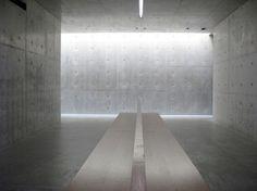 Chichu Art Museum Naoshima by Tadao Ando #FredericClad