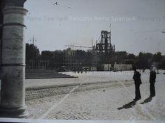 : Piazza di Porta Capena – Installazione della stele di Axum Anno: 28 ottobre 1937 Louvre, Building, Travel, Rome, Viajes, Buildings, Destinations, Traveling, Trips
