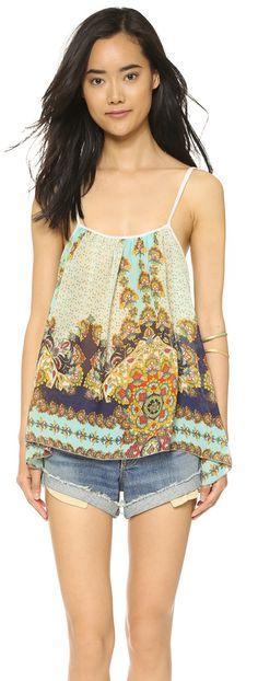 Karen Zambos Vintage Couture Ana Top #Boho #Hippie #Summer2015