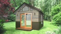 The original Studio Shed. From simple storage to studio spaces with lifestyle interiors, it's the backyard shed... re-imagined. Design and build your own Studio Shed.