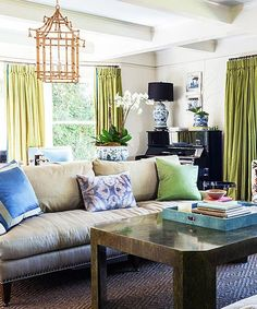 One Kings Lane - Home Design Tips | 10 design tips to follow for your home. #refinery29 http://www.refinery29.com/one-kings-lane/19