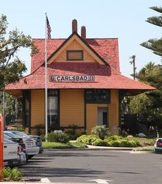 The Visitor's Center in Carlsbad, CA