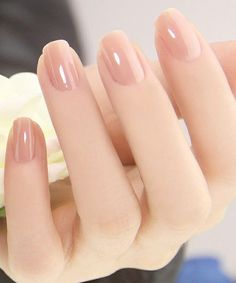 The 30+ Sophisticated Nude Nail Art Designs for 2016