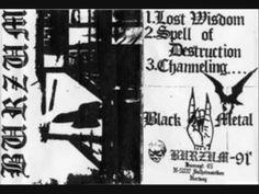 Burzum Varg Vikernes