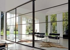 full wall hallway closets | ... Closet with Full Glass Mirror 500x359 Sliding Door Closet with Full