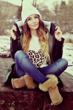 Winter outfits Winter garments are particularly outerwear like coats, coats, caps and gloves or gloves, yet in addition warm clothing like long clothing, union suits and socks..