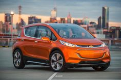 Is This the Electric Car You've Been Waiting For?   Chevrolet unveils the Bolt, a 200-mile, $30,000 battery-powered crossover SUV it claims will electrify the green car market.